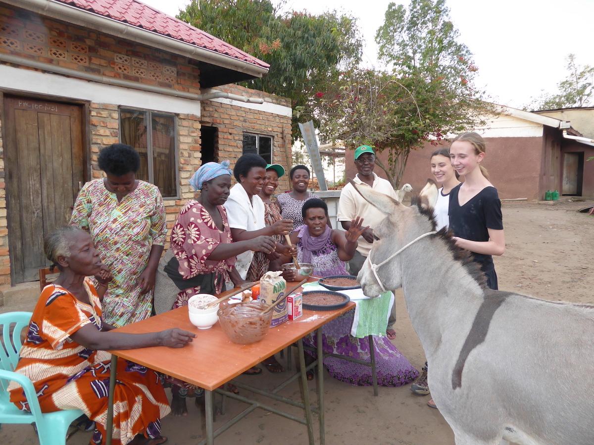 Uganda Voluntariado