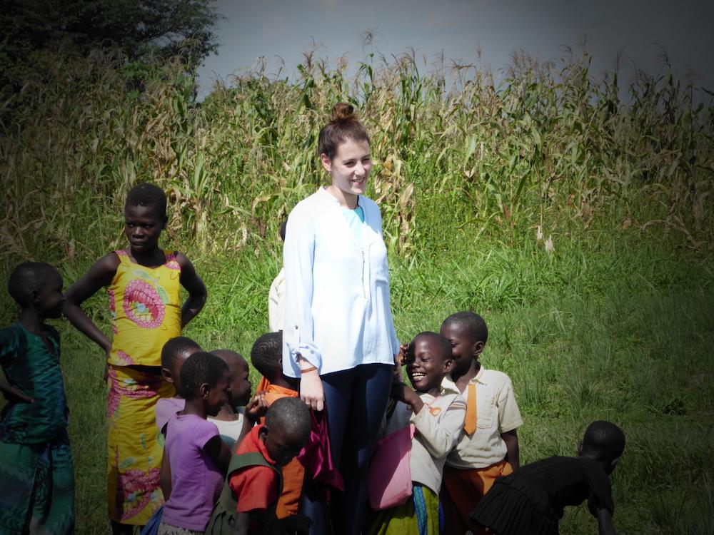Uganda voluntariado en Boomu colegio Murchison Falls